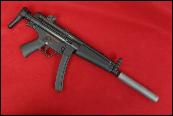 Between a suppressed Uzi and a suppressed MP5 which would you prefer