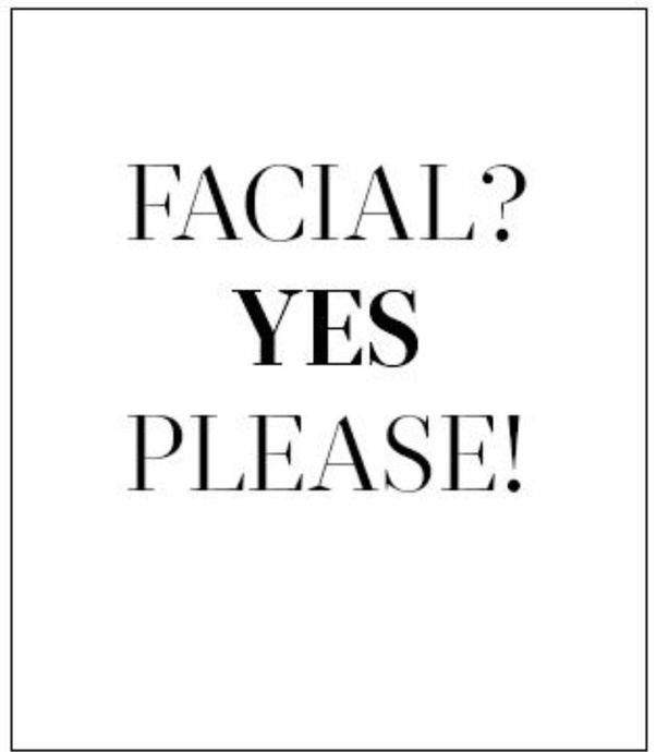 Is Doing Facials Good Or Bad For Skin?   Quora