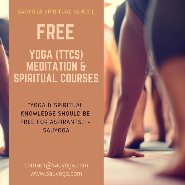 Where is the best yoga teacher training centre in India? - Quora