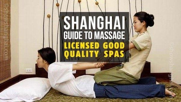 China massage sex video