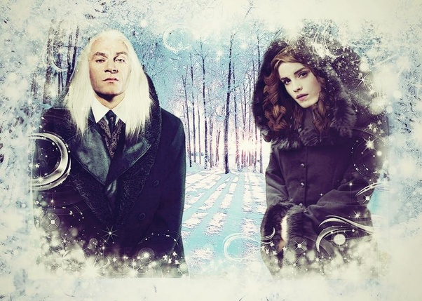 What are your favorite pieces of Lumione (Lucius/Hermione
