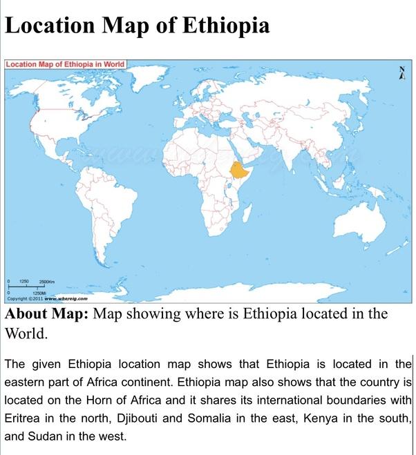 Are Ethiopians really Caucasian? - Quora