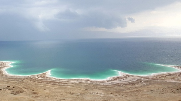 Why is swallowing a drop of Dead Sea water lethal? - Quora