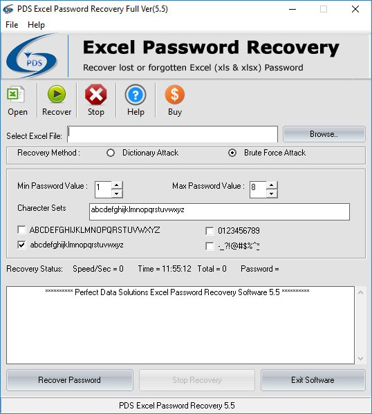 microsoft access password recovery online