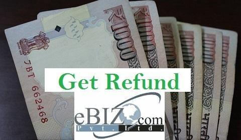 refund money
