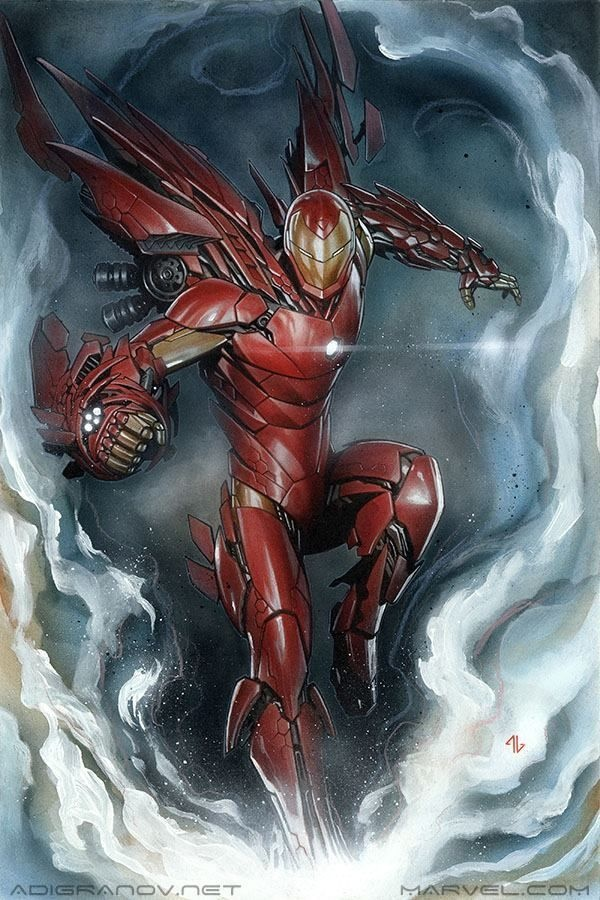 What is Iron man's newest suit? The one in Infinity War  - Quora