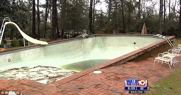 Will It Be Economical To Drain My Underground Pool Indefinitely Until I Can Afford The Upkeep