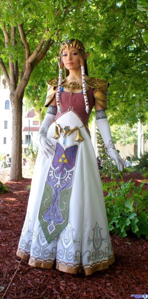 What Are The Best Sheik Zelda Cosplay Costumes Quora
