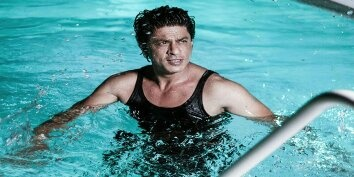 Image result for shahrukh khan arms