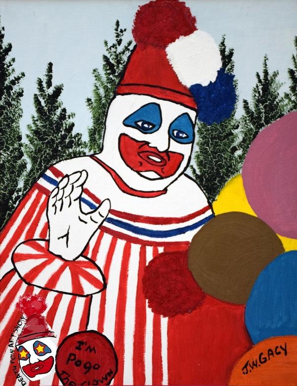 Why was John Wayne Gacy known as the 'Killer Clown'? - Quora