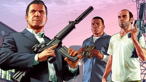 What is the ending to GTA 5? - Quora