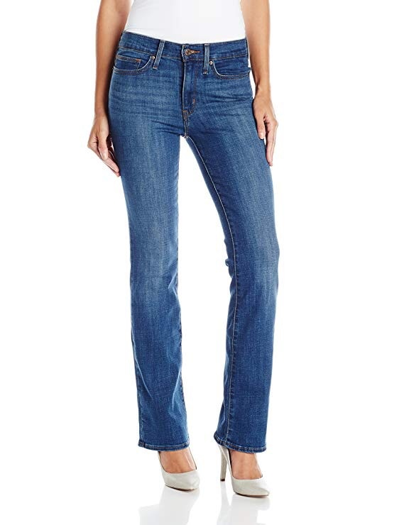 9c8e36be348 What happened to boot cut jeans for women and why does no one sell ...