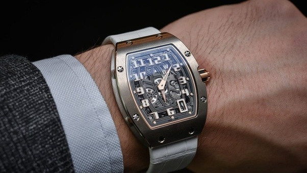 What Does Rms Mean >> Why do so many people wear fake Richard Mille watches? - Quora