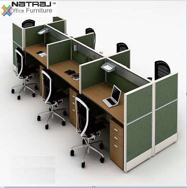 Nataraj Furniture Provides The Best Workstation Furniture Which Are Made In  Many Different Designs So That It Can Be Seen Anywhere In The Office.