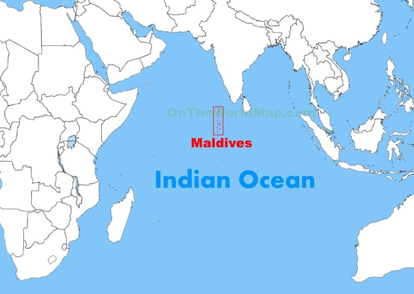 Should People From The Maldives Evacuate To Indonesia Once