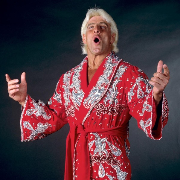 Ric Flair | Booking Agent | Talent Roster | MN2S