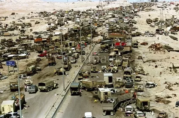 the conflict between iraq and the united states of america The role of history of the united states army in the history of the united states of america united  that area's conflict between settlers  invaded iraq by.