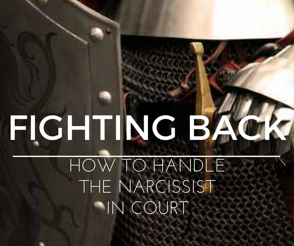 Do you have advice for dealing with a covert narcissist in a custody