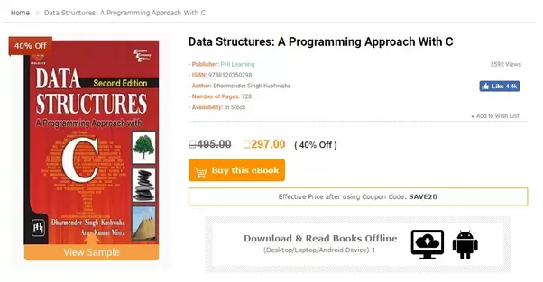 Do we get a pdf copy of an ebook when we make a purchase on use different website and download ebooks fandeluxe Gallery
