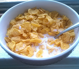How healthy is cereal quora cornflakes and milk are easy to prepare and is a rich source of energy and nutrients for me my favourite combination will have to be my kellogs cornflakes ccuart Gallery
