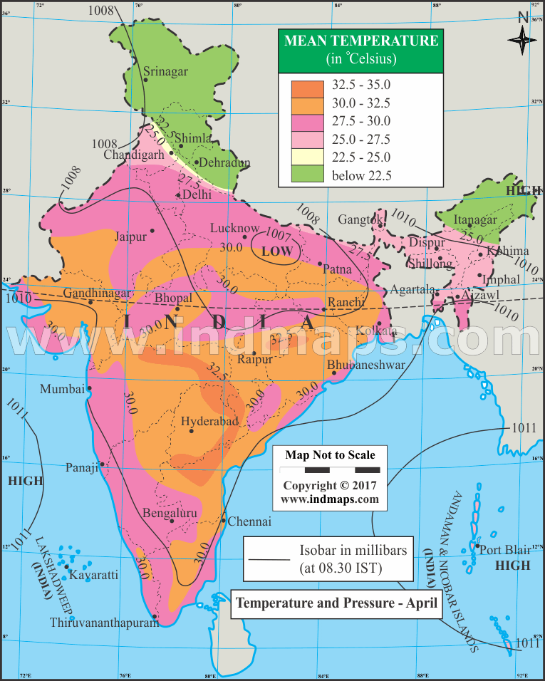 What are the seasons seen in India? - Quora