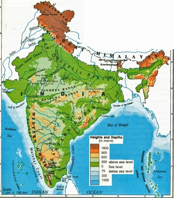 How have geographical factors shaped Indian history Quora