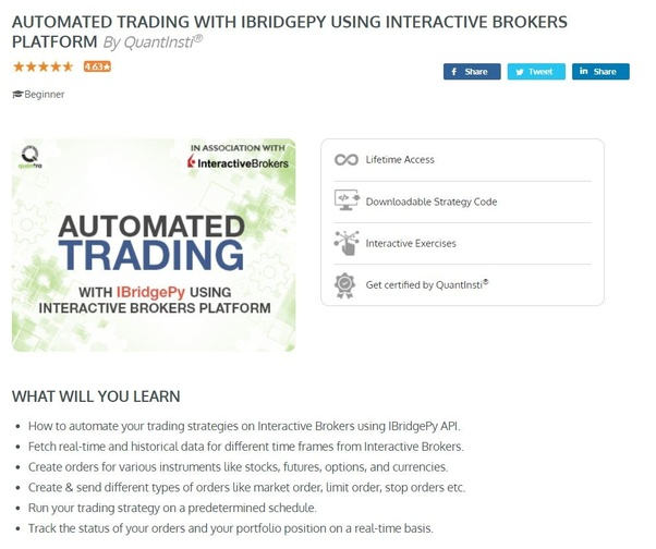 What is the best Python API for interactive brokers? - Quora