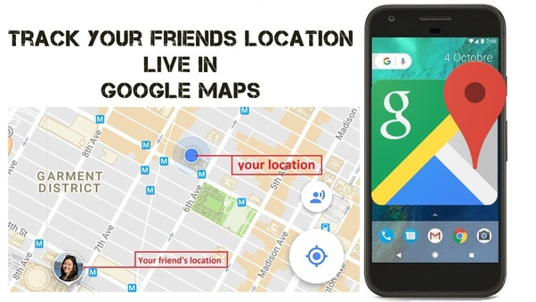 How to locate your mobile device on Google Maps - Quora K Ln Google Maps on nw map, pt map, pax map, cn map, ms map, ar map, sw map, split map,