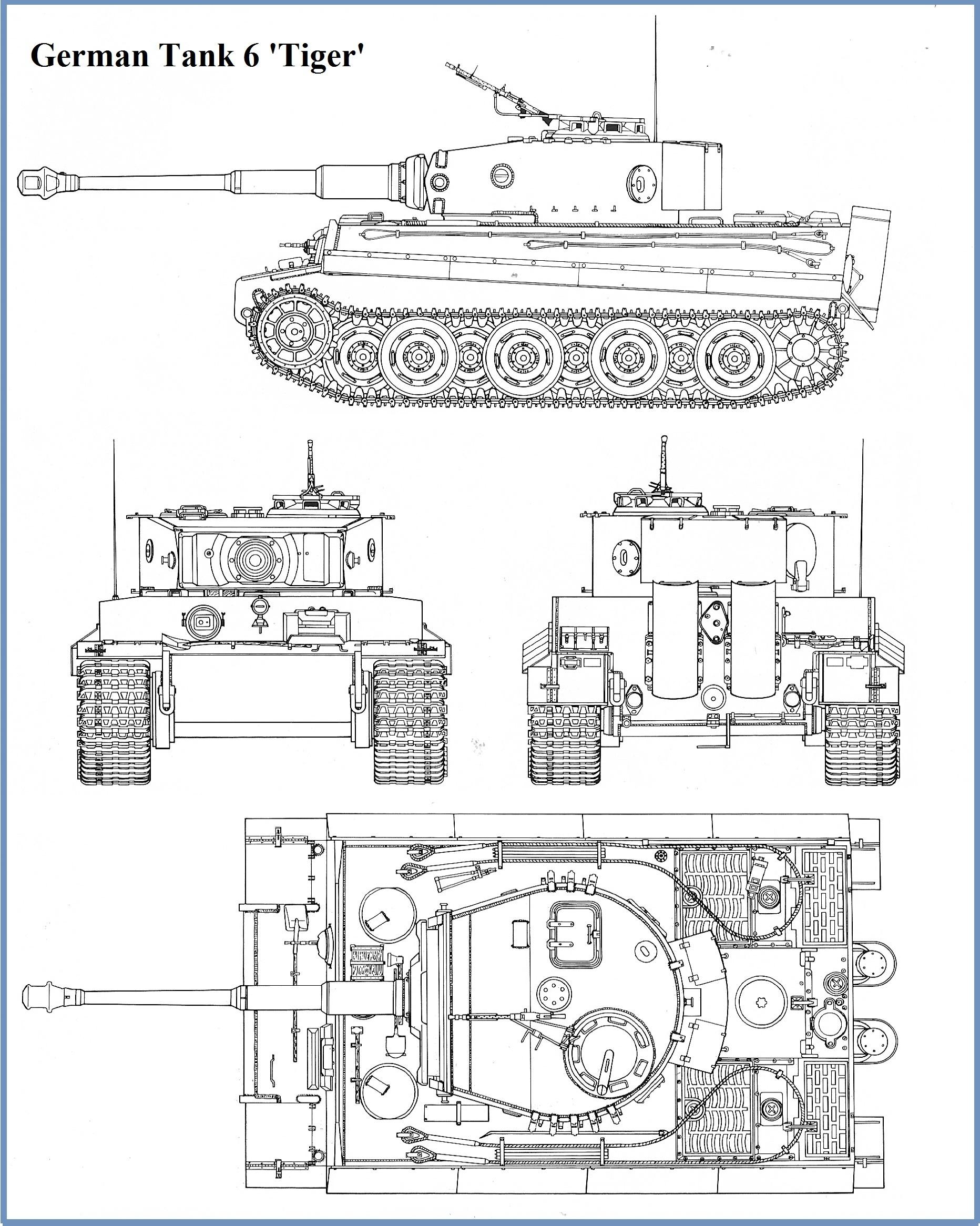 tiger tank diagram wiring diagrams Tiger 2 Tank Wallpaper was the king tiger tank an effective tank in ww2 quora rh quora com leapoard tank