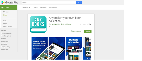 Which is the best app for reading free ebooks? - Quora