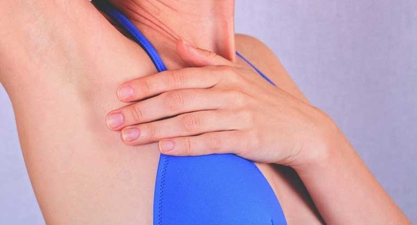 Can Muscle Strain Cause Lymph Nodes To Swell Quora