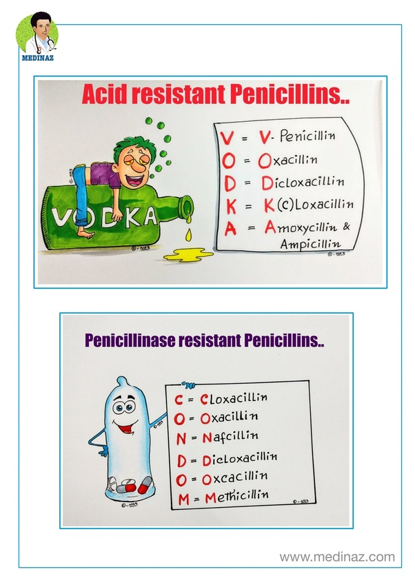 Visual Mnemonics For Pharmacology Pdf