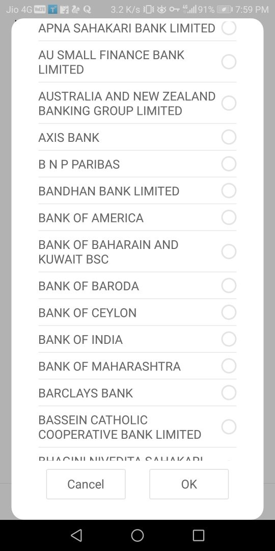 Can I receive money from Paypal in my Bank of Baroda bank account