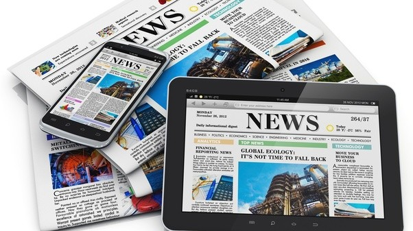 Image result for technology in print media media nowadays