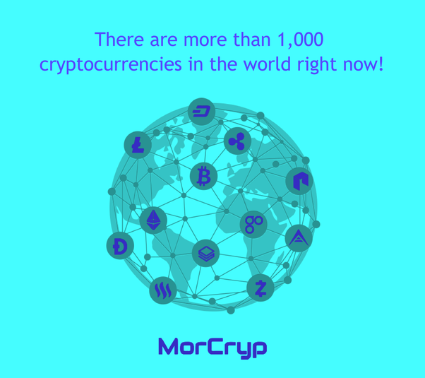 What how many cryptocurrencies are there