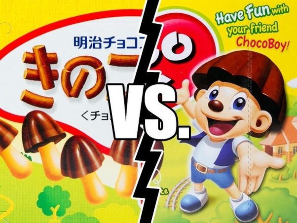 Japanese Vs Korean Snacks Debates Probably Started Because Imports To Korea Were Pretty Restricted And I Would Argue Its Companies Like