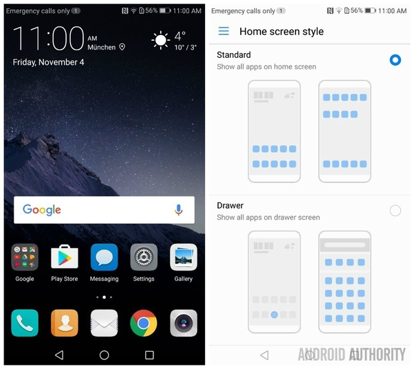 Which smartphone UI is best from the following, ZenUI, OxygenOS