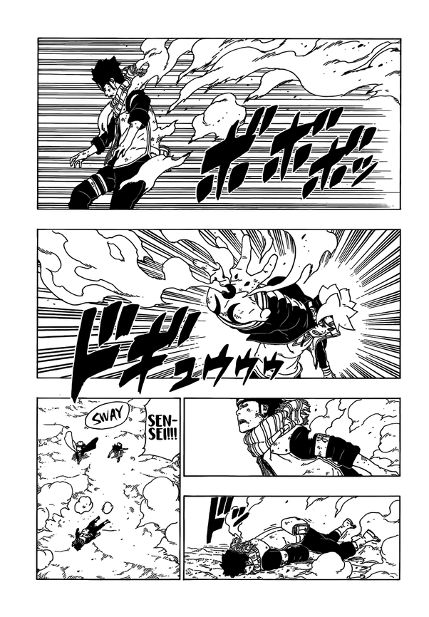 Naruto Different Curse Marks What are all the diffe...
