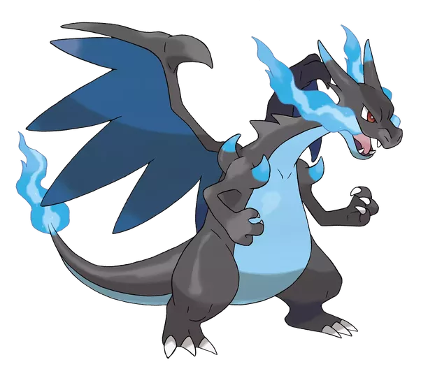 who would win a fight between mega charizard x and mega charizard y