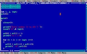 Whats The Difference Between Dev Turbo C++