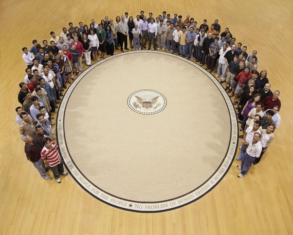 oval office rug. I\u0027ve Attached A Photo Of The Entire Rug - Along With Manufacturers, Designers, And Weavers Per Your Request: Oval Office E