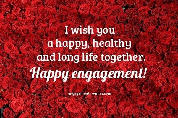 How to congratulate a newly engaged couple quora may your hearts be forever intertwined congratulations on your engagement m4hsunfo