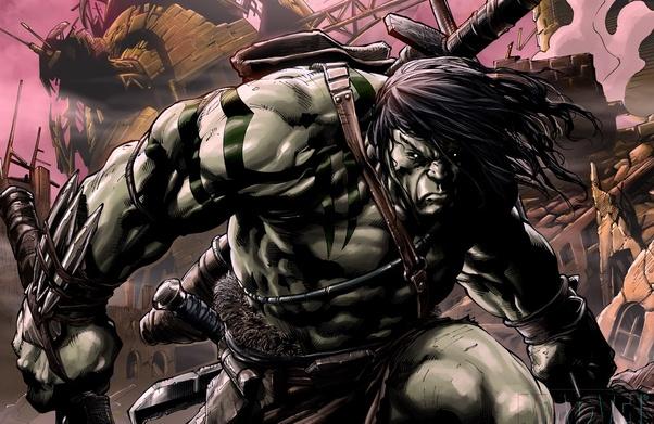Skaar most powerful marvel character