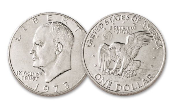 1972 one dollar coin values