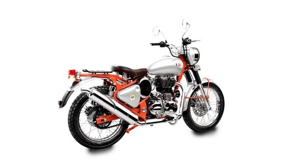 Can I Install A Royal Enfield Continental Gt Rear Mudguard In My