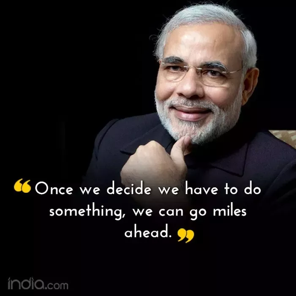 What are some of the best slogans made by Prime Minister