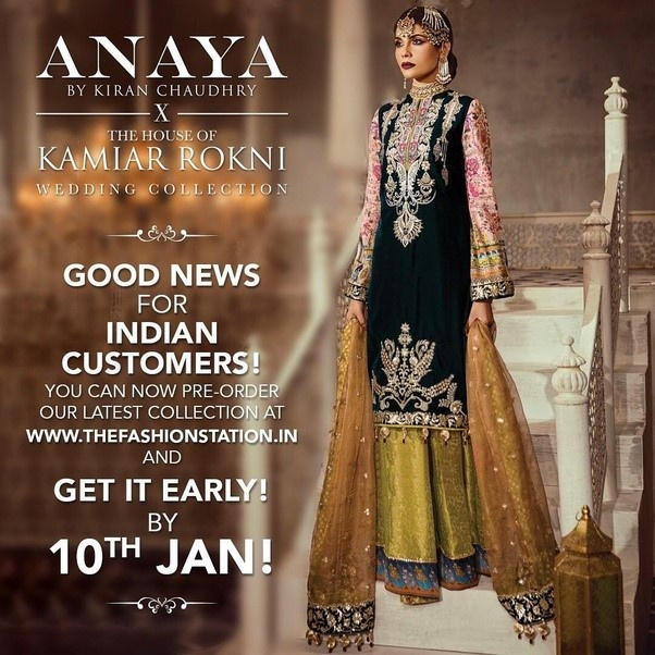 What Are Some Best Sites To Buy Pakistani Suits Online In India Quora