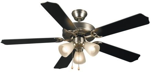 Why do indian fans only have 3 blades quora now the reason why american fans have 45 blades is because they dont really need high speed fan as they do have an air conditioner working fans with 4 aloadofball Images