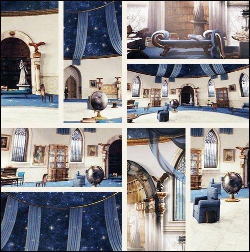 What does Ravenclaw\'s common room look like? - Quora