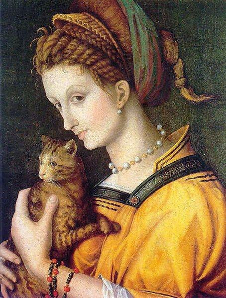Why are cats so ugly in medieval artworks? - Quora